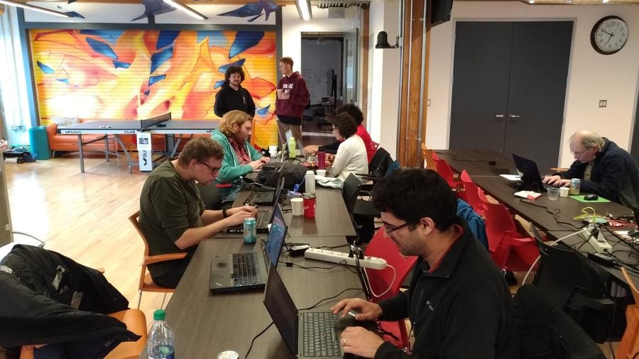 Everybody hacking